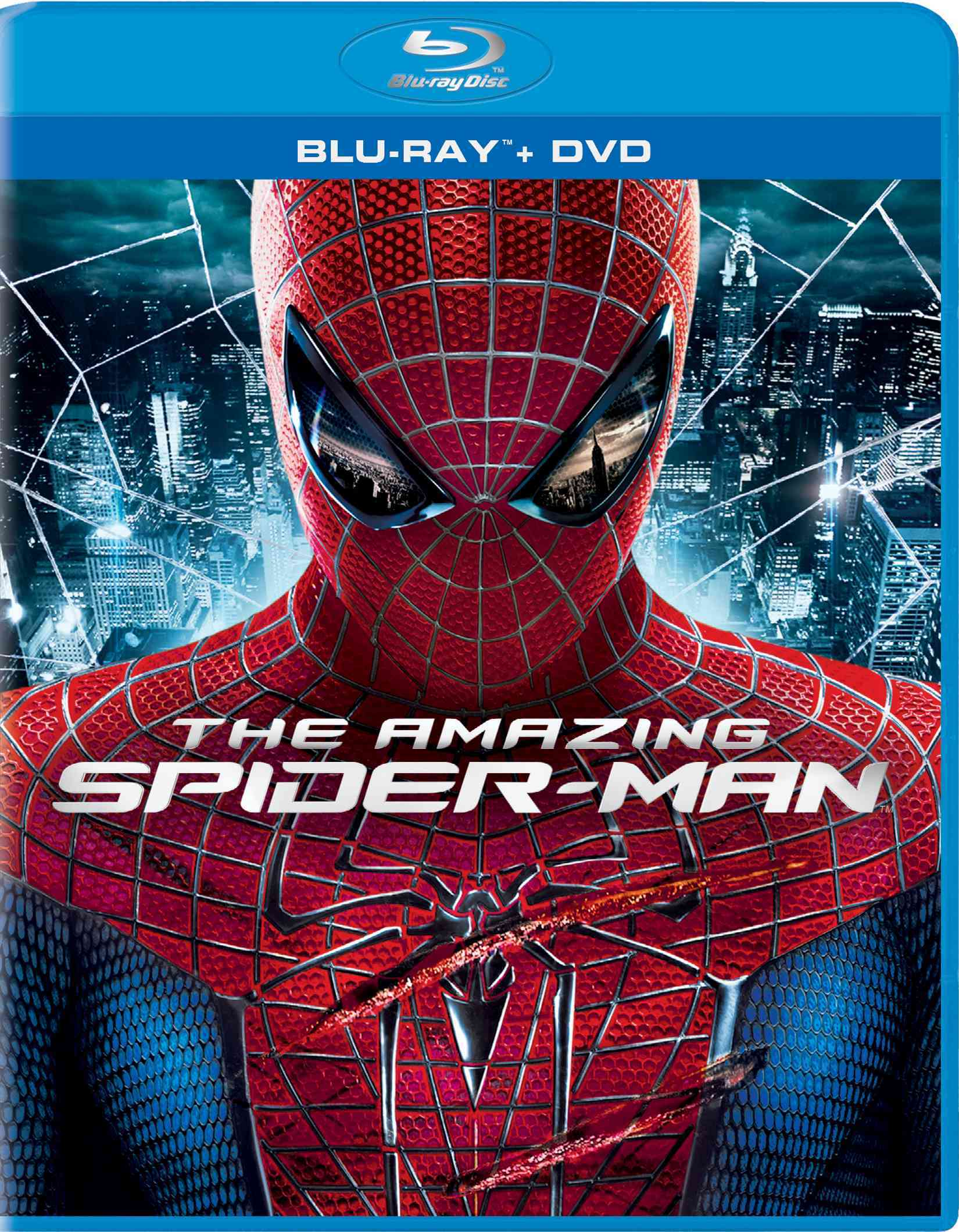 AMAZING SPIDER-MAN BY GARFIELD,ANDREW (Blu-Ray)