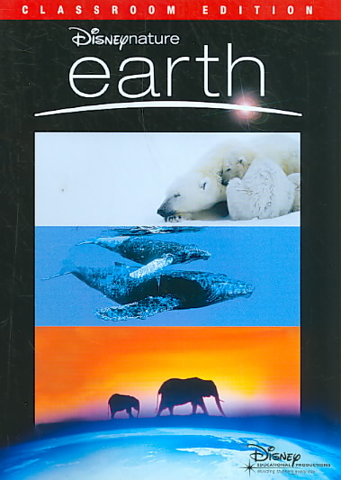 DISNEYNATURE EARTH (DVD)