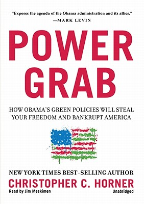 Power Grab By Horner, Christopher C./ Meskimen, Jim (NRT)